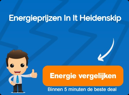Energieprijzen in It Heidenskip